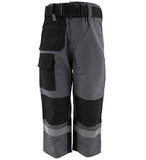 Me Too Cargo Work Trousers - Grey/Black