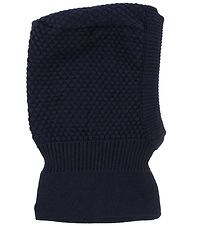 MP Balaclava - Wool/Cotton - Double Layer - Navy