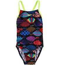 Speedo Swimsuit - UV50+ - Tranquilfan - Black