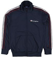 Champion Fashion Track Jacket - Navy