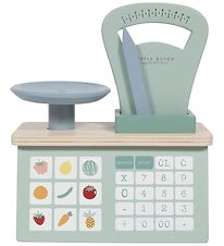 Little Dutch Weighing Scales - Wood - Mint