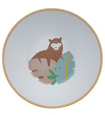 Sebra Melamin Bowl - Deep - Wildlife