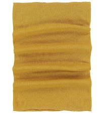 Engel Tube Scarf - Wool/Silk - Saffron