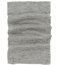 Engel Tube Scarf - Wool/Silk - Light Grey Melange