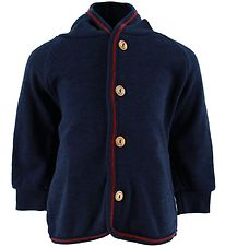 Engel Cardigan - Wool - Navy