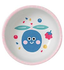 Petit Jour Paris Bowl - Melamine - White w. Fruit