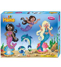 Hama Midi Gift Set - 4000 Beads - Mermaids