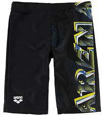 Arena Swim Jammers - Draft Jr - Black/Multi