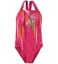 Arena Swimsuit - Revelation JR - Pink/Multi