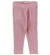 Hust and Claire Leggings - Lee - Wool/Bamboo - Rose