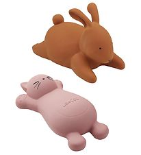 Liewood Bath Toys - 2-pack - Vikky - Cat Rose