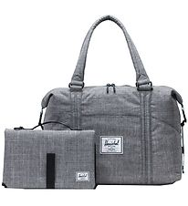 Herschel Changing Bag - Strand Sprout - Raven Crosshatch