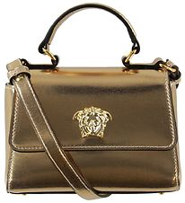Versace Shoulder Bag - Gold w. Medusa