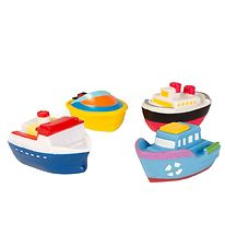 Studio Circus Bath Toys - Boats - Multicolour