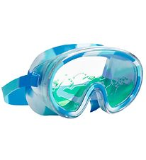 Bling2o Diving Mask - Volcano Blue