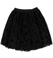 Stella McCartney Kids Skirt - Black w. Stars