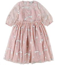 Stella McCartney Kids Tulle Dress - Rose w. Stars