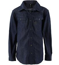 G-Star RAW Shirt - Dark Blue Denim