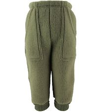 Joha Trousers - Wool - Army