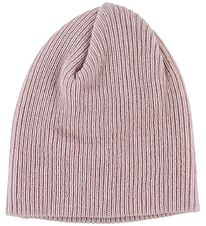 Joha Hat - Wool - Double Layer - Dusty Rose