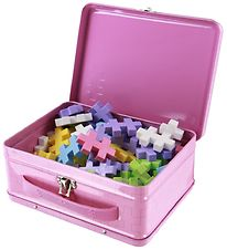 Plus-Plus Big - Suitcase - 70pcs - Pastel