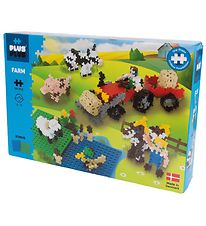 Plus-Plus Mini - 760pcs - Basic - Farm