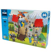 Plus-Plus Mini - 760pcs - Basic - Castle