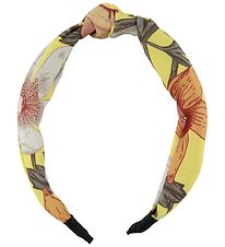 Lehof Hairband - Maria - Pastel Yellow