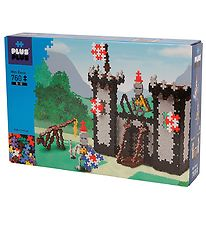 Plus-Plus Mini - 760pcs - Basic - Medieval Castle
