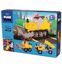 Plus-Plus Mini - 3 in 1 - 220pcs - Basic - Roadwork