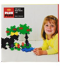Plus-Plus BIG - 100pcs - Basic