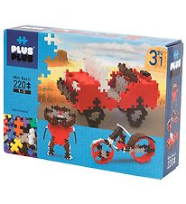Plus-Plus Mini - 3 in 1 - 220pcs - Basic