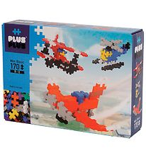 Plus-Plus Mini - 170pcs - Basic - Aircraft