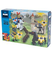 Plus-Plus Mini - 360pcs - Basic - Knights Tournament