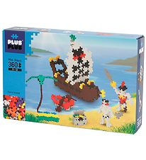 Plus-Plus Mini - 360pcs - Basic - Pirates