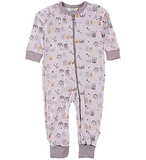 Joha Nightsuit - Lavender/Crowns