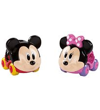 Oball Go Grippers Mickey & Minnie Mouse Cars - Multicolour