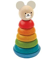 PlanToys Stacking Ring - Multicolored