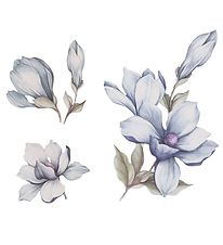Thats Mine Wallstickers - Magnolia - Blue