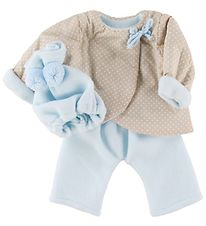 Asi Doll Clothes - 43cm - Light Blue