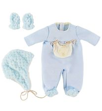 Asi Doll Clothes - 46cm - Light Blue