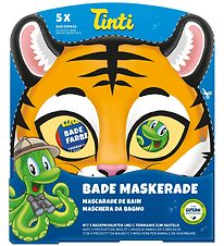 Tinti Mask & Bath Colours/Crackling Bath - Tiger