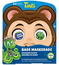 Tinti Mask & Bath Colours/Crackling Bath - Monkey