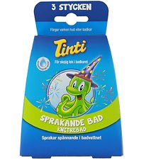 Tinti Crackling Bath - 3 pcs.