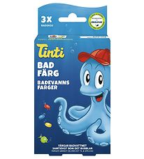 Tinti Bath Colours - 3 pcs.