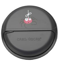 Carl Oscar Snackbox - 15 cm - Grey Spider
