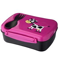 Carl Oscar Lunchbox w. Cooling Element - Purple Cow