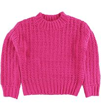 Grunt Blouse - Cathy - Knitted - Pink