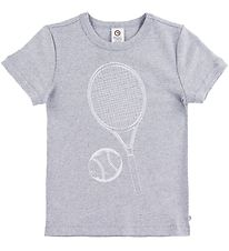 Müsli T-shirt - Cozy Tennis - Grey Melange