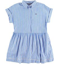 Tommy Hilfiger Dress - Ladder - Blue/White Striped